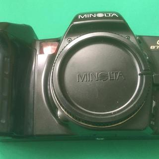 コニカミノルタ(KONICA MINOLTA)のミノルタ α8700i(フィルムカメラ)
