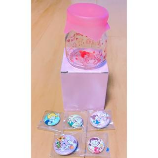 SNOOPY - スヌーピー 缶バッチ入瓶 イースター 限定200