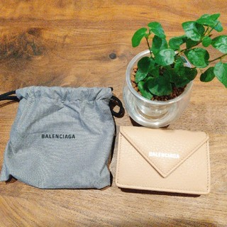 Balenciaga - 財布 バレンシアガペーパーミニウォレット