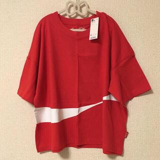 GU - グラフィックTシャツ【新品未使用 タグ付】コカコーラ XL GU