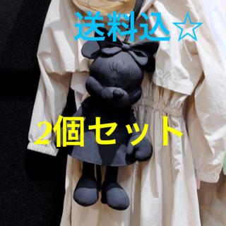 アンブッシュ(AMBUSH)のユニクロ ディズニー ラブ ミニーマウスコレクション バイ アンブッシュ バッグ(リュック/バックパック)