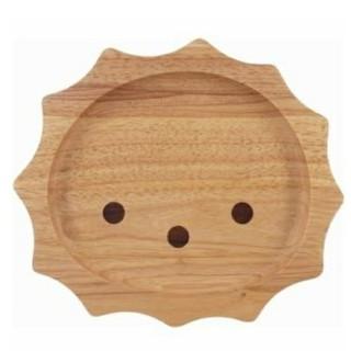 アニマル木製キッズプレート  ライオン(プレート/茶碗)
