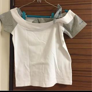 デサント(DESCENTE)のルコック レディース Tシャツ Lサイズ(Tシャツ(半袖/袖なし))