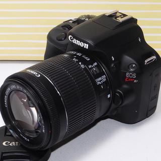 Canon - ⭐️ワクワク⭐️Canon Kiss x7 レンズキット・豪華付属品多数♪
