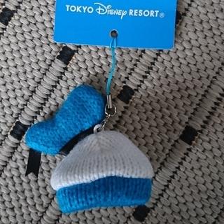 ディズニー(Disney)のディズニーランドのお土産(ストラップ/イヤホンジャック)