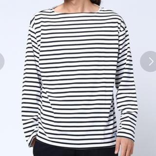 オーシバル(ORCIVAL)の別注ボーダーカットソー/ORCIVAL(Tシャツ/カットソー(七分/長袖))