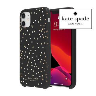 ケイトスペードニューヨーク(kate spade new york)のパール輝く✨kate spade new york クリスタルジェム&パールス(iPhoneケース)