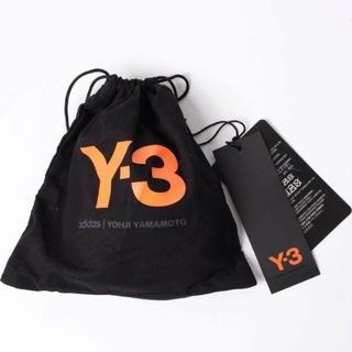 ワイスリー(Y-3)の新品 未使用 Y-3 Dリング ストリートベルト ロゴベルト タグ付き(ベルト)