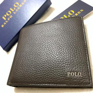 ポロラルフローレン(POLO RALPH LAUREN)のポロ ラルフ ローレン 折り財布 /Bro(折り財布)
