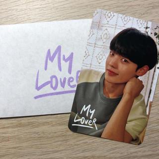 エース(ace.)のACE ミュージックカード チャン(K-POP/アジア)
