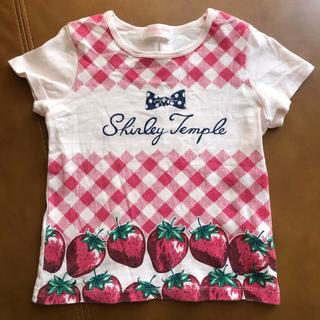 シャーリーテンプル(Shirley Temple)のいちごTシャツ シャーリーテンプル  (Tシャツ/カットソー)