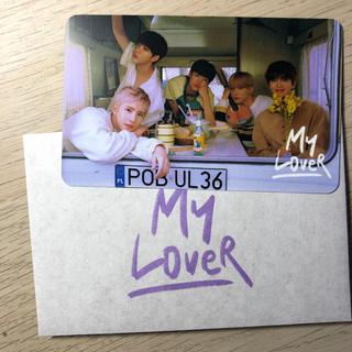 エース(ace.)のACE ミュージックカード 全員ver(K-POP/アジア)