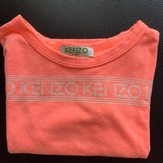 ケンゾー(KENZO)のKENZO tシャツ 86cm(Tシャツ)