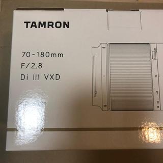 タムロン(TAMRON)のTamron A056 70-180mm F/2.8 Di III VXD(レンズ(ズーム))