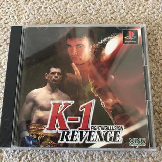 プレイステーション(PlayStation)のPS k-1リベンジ(家庭用ゲームソフト)