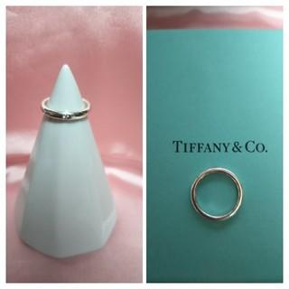 ティファニー(Tiffany & Co.)の※ユウママ様御専用TIFFANY シルバーバンドリング(リング(指輪))