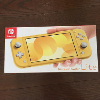 Nintendo Switch - Switch light 中古