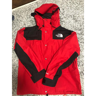 THE NORTH FACE - men's 1990 MOUNTAIN JACKET GTX TNF RED L