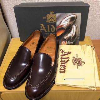 オールデン(Alden)の【新品】Alden×BEAMS オールデン6214 コードバン(ドレス/ビジネス)