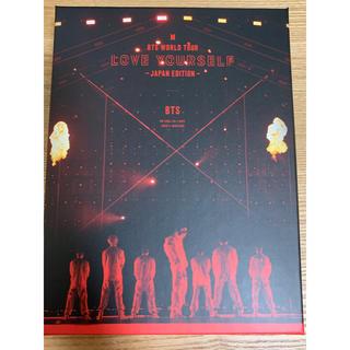 防弾少年団(BTS) - BTS WORLD TOUR 'LOVE YOURSELF' ~JAPAN ED