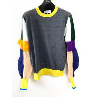 エンフォルド(ENFOLD)の美品 ENFOLD エンフォルド セーター 38 薄手(ニット/セーター)