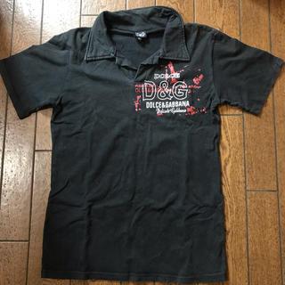 ドルチェアンドガッバーナ(DOLCE&GABBANA)のD&G ドルチェ&ガッパーナ ポロシャツ サイズM(ポロシャツ)