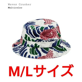 Supreme - M/Lサイズ Supreme Waves Crusher Multicolor
