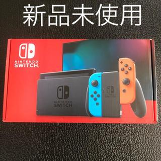 Nintendo Switch - Nintendo Switch ネオン 新モデル 本体 任天堂 スイッチ 新品