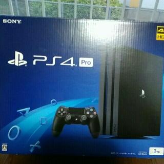 SONY - SONY PS4Proプレイステ-ション4CUH-7100B