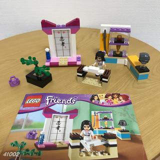 レゴ(Lego)のLEGO レゴ 正規品 41002 フレンズ カラテレッスン (知育玩具)