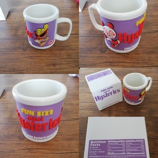 ヒステリックミニ(HYSTERIC MINI)のヒスミニレアノベマグカップ沖縄限定(グラス/カップ)