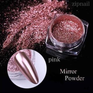 ミラーパウダー ピンク ネイルパーツ
