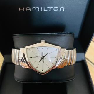 Hamilton - ハミルトン ベンチュラ 希少限定絶版品H24411772白文字盤1点品本日価格③