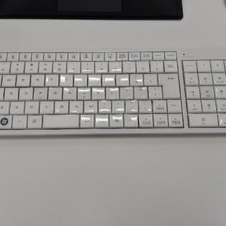 エレコム(ELECOM)のELECOM エレコム Keyboard ワイヤレスキーボード(PC周辺機器)
