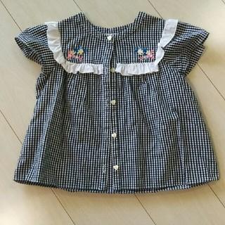 シャーリーテンプル(Shirley Temple)のシャーリーテンプル ブラウス 130(Tシャツ/カットソー)