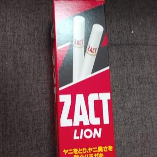 ライオン(LION)の歯磨き粉◆ザクト 150g(歯磨き粉)