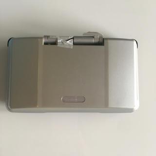ニンテンドーDS(ニンテンドーDS)のDS グレー(携帯用ゲーム機本体)