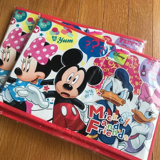 ディズニー(Disney)のディズニー収納ボックス2点セット(ケース/ボックス)