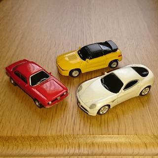 アルファロメオ(Alfa Romeo)のアルファロメオ × 京商 3台セット ジョージア(ミニカー)