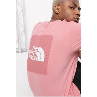 THE NORTH FACE - 【Lサイズ】新品タグ付き ノースフェイス レッドボックスTシャツ ピンク