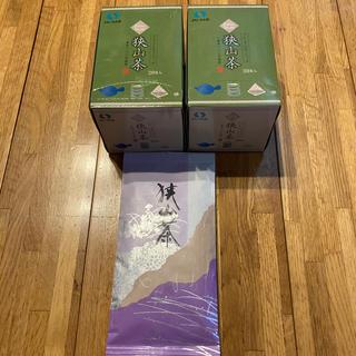 狭山茶 3点セット 100g×1  ティーパック40袋