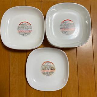ヤマザキセイパン(山崎製パン)のヤマザキ春のパンまつり2018年スクエアディッシュ12枚(食器)
