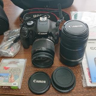 Canon - Canon EOS kiss x4 デジタル一眼レフカメラ