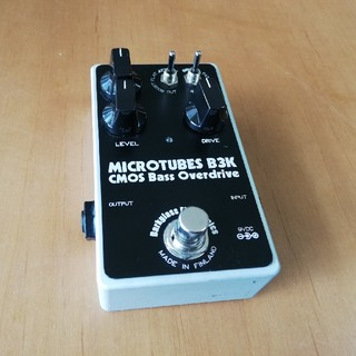 darkglass MICROTUBES b3k(ベースエフェクター)