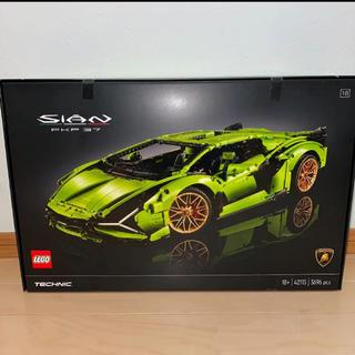 Lego - LEGO  レゴ テクニック 42115 ランボルギーニ シアン FKP 37