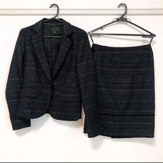 アイシービー(ICB)のiCB・スーツスカートセット・Mサイズ・黒(スーツ)