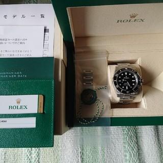 ROLEX - 未使用 ロレックス サブマリーナノンデイト 114060
