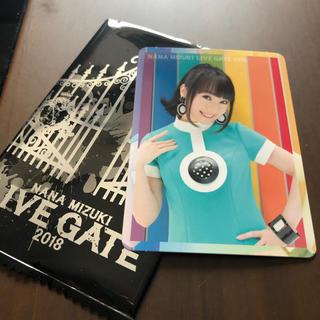 水樹奈々 LIVE GATE2018ナナカ③(写真/ポストカード)