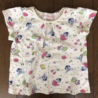 アンパンマン - アンパンマン ドキン&コキン柄 Tシャツ 95cm