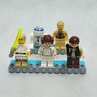レゴ(Lego)のレゴ スターウォーズシリーズ ミニフィグ5個(知育玩具)